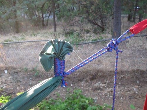 but there u0027s also a structural ridge line which is somehow both inside the bug   and also outside the hammock because it will have to wrap around the     hammock end design question  rh   hammockforums
